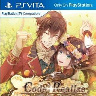 Code: Realize Future Blessings