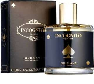 Incognito Eau de Toilette 50ml (for men)