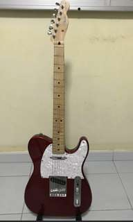 Fender Telecaster MIJ Candy Apple Red