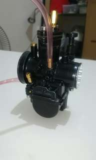 Carb Keihin PowerJet 30mm (free main jet & pilot jet)