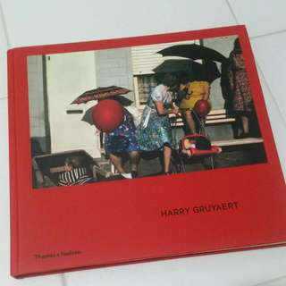 Harry Gruyaert Photography Book