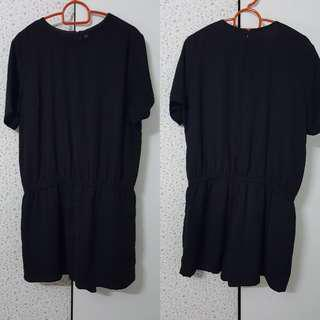 SEED Black Romper New Without Tag