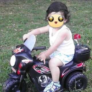 Motorbike kids