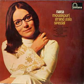 nana mouskouri Vinyl LP used, 12-inch, may or may not have fine scratches, but playable. NO REFUND. Collect Bedok or The ADELPHI.