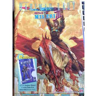 Jualan Harimau Laut – Senjata Misteri II (1 – 189) 189 Final Episode