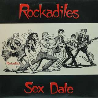 rockadiles Vinyl LP used, 12-inch, may or may not have fine scratches, but playable. NO REFUND. Collect Bedok or The ADELPHI.