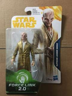 """Star Wars 3.75"""" SUPREME LEADER SNOKE"""