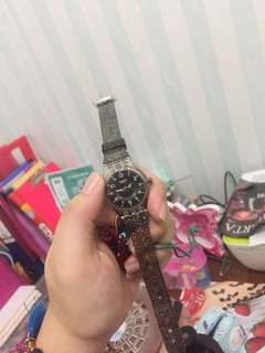 jam tangan preloved swatch tidak original