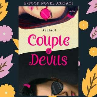 EBOOK PDF NOVEL COUPLE OF DEVILS