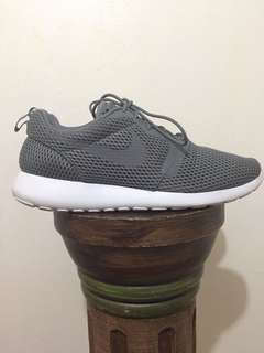 Nike Roshe Run Gray Mesh