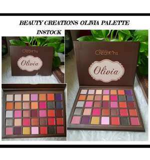 Olivia Pallete by Beauty Creations