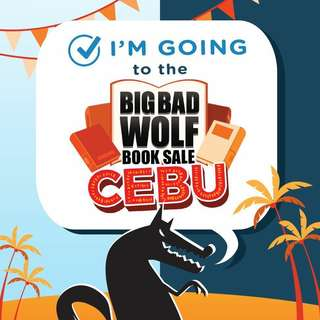 BIG BAD WOLF - CEBU JULY 2018