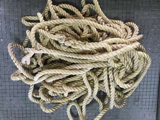 Loose ropes