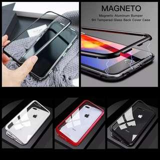 Iphone 8 & 8 Plus Magnetic Case ~ COD