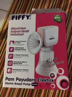 Breast pump electric/electronic