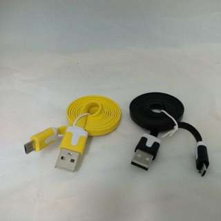 Micro USB 充電線 數據傳送線 包本地平郵