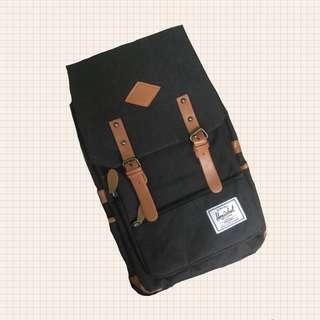 Herschel Bag (Black)