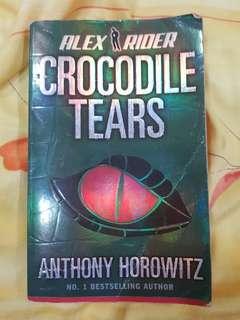 Alex Rider Crocodile Tears