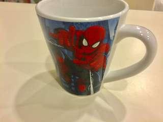法國帶回蜘蛛人杯子