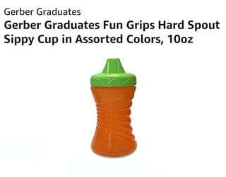 Nuk, Gerber Graduates Hard Spout $7