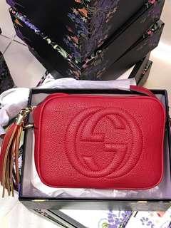 Gucci Soho Bag ♥️