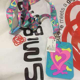 Smiggle ID sling
