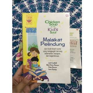 Chicken Soup for the Kid's Soul : Malaikat Pelindung