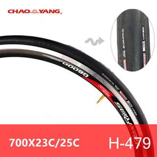 💯🆕CHAOYANG VIPER H479 700*23C/25C Folding Foldable Tire High Quality Ultralight 60TPI Road Bike Bicycle Tyre/Tires