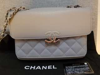 全新Chanel 袋 購自英國Harrods