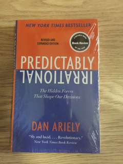 🚚 Dan Ariely Predictably Irrational