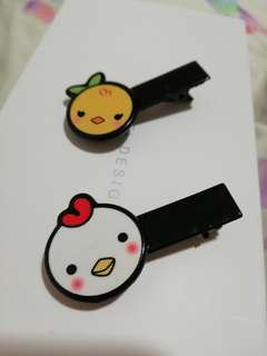 Hair clip - TWO FOR RM 5