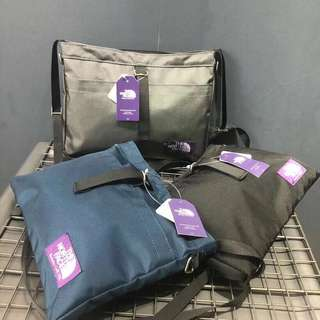 The north face bag in 3 colors