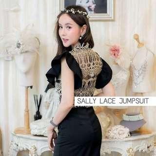 Sally Lace Jumpsuit