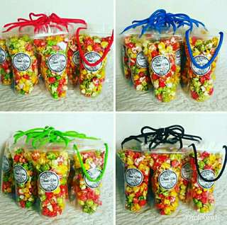 Popcorn Bajet