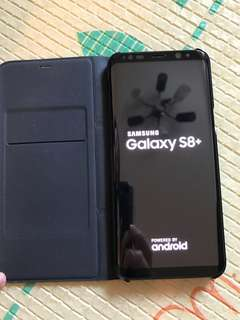95% new Samsung Galaxy S8+ 64Gb