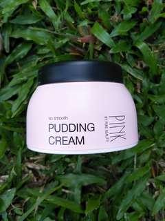 PINK Pudding Cream