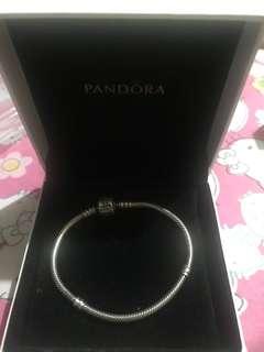 Pre loved Pandora bracelet