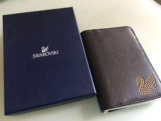 Swarovski memo套 passport套