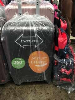 Black Hard Case Luggage