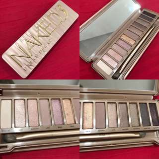 NAKED 3 EYESHADOW ASLI