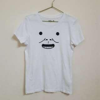 Lativ x Duncan T恤 (有小污漬)