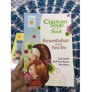 Chicken Soup for the Soul : Persembahan untuk Para Ibu