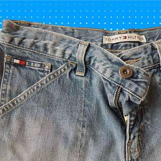 Authentic Tommy Hilfiger Denim Shorts
