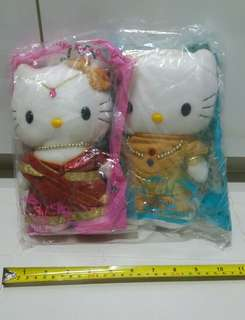 Hello Kitty collectible 3 sets $120