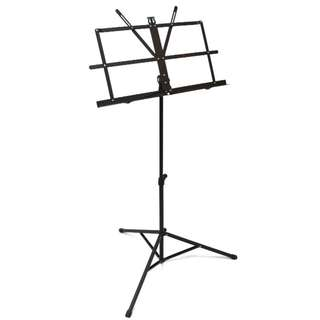 Music Book Stand with a bag at $20 (Black)