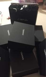 Chanel 包包盒,卡片盒,錶盒