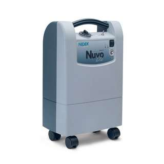 Nidek Nuvo Lite 0 - 5 LPM Oxygen Concentrator