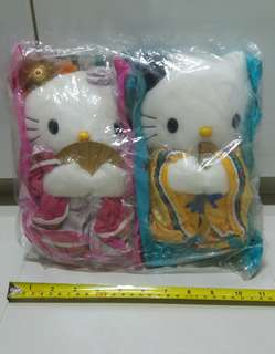 3 sets@$80 Hello Kitty collectible