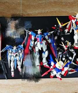 5部素組Gundam