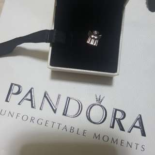 Authentic Pandora angel charm